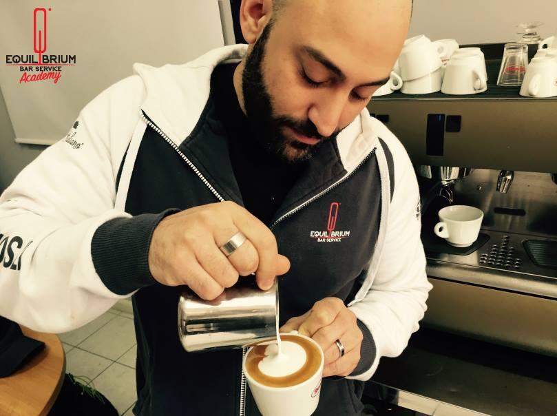 Corso di Caffetteria & Latte Art Equilibrium Bar Service Academy