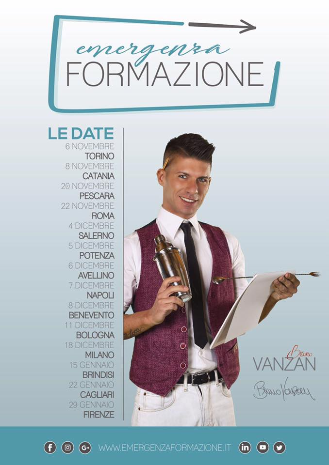 #EMERGENZAFORMAZIONE con BRUNO VANZAN