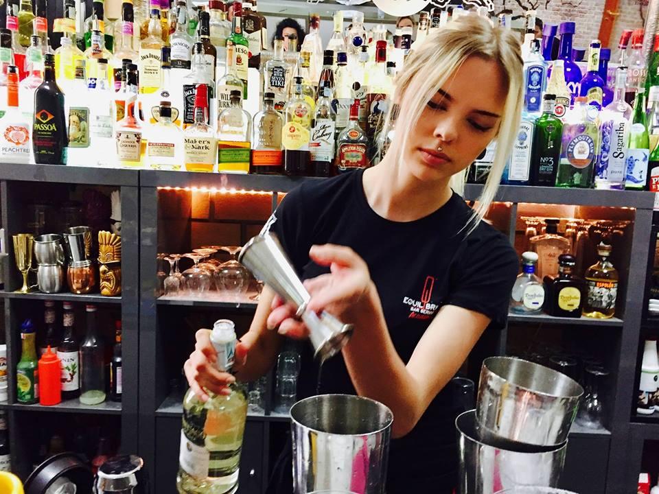 Corso Barman Completo – Equilibrium Bar Service Academy